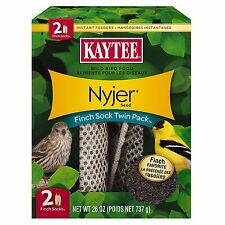 Kaytee Finch Feeder Twin Pack 26oz (Free Shipping in Usa)