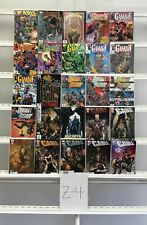 X-men Characters Gambit Cable Bishop Magneto Marvel  25 Lot Comic Book Comics