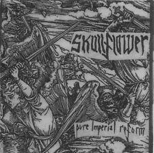 SKULLFLOWER CD Wolf Eyes SPK Prurient Brighter Death Now Ramleh Genocide Organ