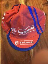 Rare Bradley Wiggins Team Barloworld Cycling Cap Tour De France