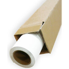 "24"" x 98' Roll White Color Printable Heat Transfer Vinyl For T-shirt Fabric"