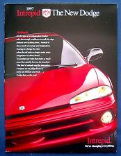 Prospekt brochure 1997 Dodge Intrepid (USA)