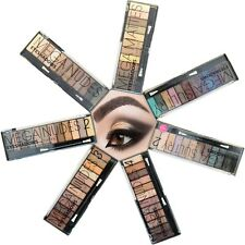 Technic Mega Nude 12 Shades Eye Shadow Palette Matte Eyeshadow Eyes Makeup Women