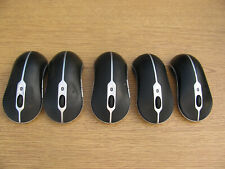 Genuine Dell 4 subtel Wireless Optical Mouse MNM-RBB lot of 5