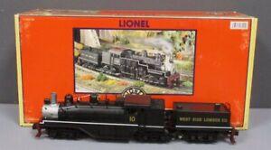 Lionel 6-28022 West Side Lumber Shay Steam Locomotive & Tender w/RailSounds LN