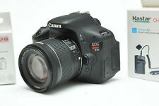 Canon EOS Rebel T3i DSLR Camera & EF-S 18-55mm Lens Kit