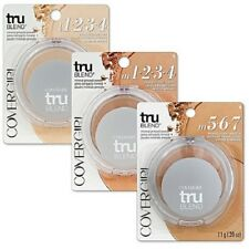 Covergirl Tru Blend Mineral Pressed Powder You Choose