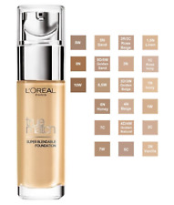 L'OREAL TRUE MATCH FOUNDATIONS WITH PUMP***AVAILABLE IN 9 SHADES*** UK SELLER