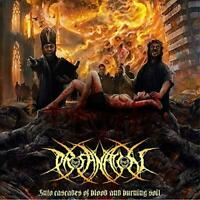 Profanation - Into Cascades Of Blood And Burning Soil (NEW CD)