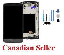 LG G3 D850 D851 D852 VS985 LS990 LCD Digitizer+Touch Screen Assembly Grey Frame