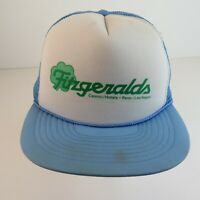 Vintage Snapback Mesh Trucker Hat Cap - Fitzgeralds Casino Reno Las Vegas