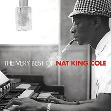 Nat King Cole Very Best Of 2-CD NEW SEALED Unforgettable/Mona Lisa/Nature Boy+