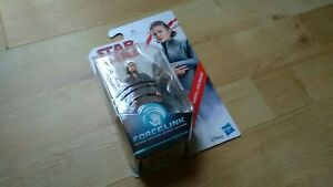 Star Wars Force Link - General Leia Organa - 3.75 Action Figure NEW Hasbro