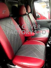 TAILORED VW TRANSPORTER T4  VAN SEAT COVER  BENTLEY LEATHERETTE 151GYBUR