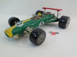 #2 Lotus Ford Formula One Racer Decanter Guido Famous First Indy 500 Jim Clark