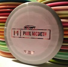 Discraft Paul McBeth Prototype Ti Esp Blend Anax Disc Golf Fairway Driver 173.4g