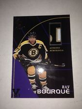 Ray Bourque 1998-99 ITG Be A Player Game-Used Stick S-15 Boston Bruins VAULT 1/1