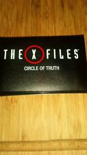 The x files circle of truth game brand new unopened