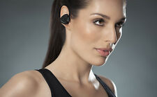 Avanca D1 Headset black - Wireless Bluetooth Fitness or Running headset