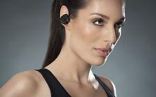 Avanca D1 Headset black - Wireless Bluetooth Fitness or Running headset