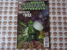 War of the Green Lanterns Aftermath (2011) DC - #2, Bedard/Getty, VF/+