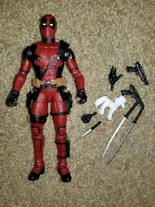 "Marvel Legends DEADPOOL 6"" Figure 20th Anniversary Deadpool Movie from boxed set"