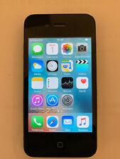Offre Janvier 2021 ♻️ - Apple iPhone 4s - Noir (Désimlocké)