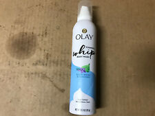 Olay Foaming Whip Birch Water & Lavender Body Wash 10.3 oz. NEW