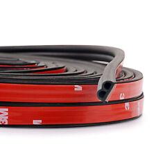13FT B-Shape Trim Rubber Strip Universal Car Door Edge Seal Hollow Weather-strip