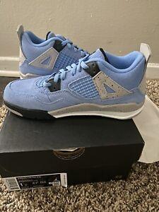 Air Jordan 4 University Blue (PS) Size 2y
