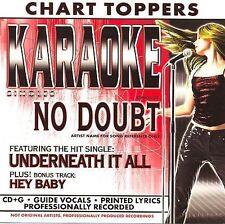 Underneath It All / Hey Baby [KARAOKE] 2003 by Karaoke . EXLIBRARY