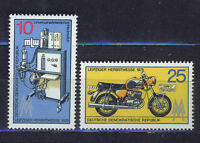 ALEMANIA/RDA EAST GERMANY 1975 MNH SC.1676/77 Leipzig fall fair