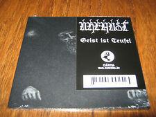 """URFAUST """"Geist Ist Teufel"""" CD  aluk todolo joyless"""