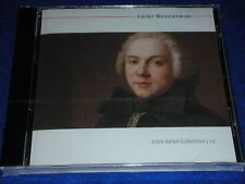 CD LUIGI BOCCHERINI erich keller 12 collection NEW neuf