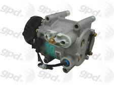 Global Parts Distributors 6511486 New Compressor And Clutch