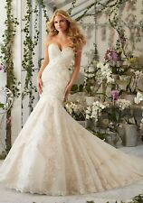Morilee Bridal Gown 2801 Size 18  New with Tags
