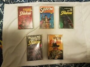 The Shadow by Maxwell Grant, Pyramid Vintage Paperback Books