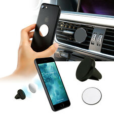 Universal Cell Phone GPS Air Vent Magnetic Car Mount Cradle Holder For iPhone