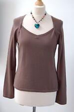 Stunning Ladies Brown 'Kenny S'  Top/Sweater Size 12 BNWT ORIGINALLY £45 (EE3)