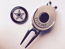 Nfl Dallas Cowboys Golf Ball Marker and Magnetic Divot Tool