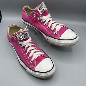 Converse Chuck Taylor All Star Low Top Dark Pink Raspberry M9 / W11 Unisex