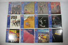 "JAPAN MINI LP CD LOT OF 12 ALBUMS/ PART OF ""DISCOVER AMERICA COLLECTION"", RARE"