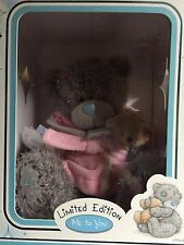 L@@K - BOXED ME TO YOU TATTY TEDDY BEAR LIMITED EDITION - SWEET DREAMS