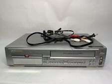 New listing Emerson Ewd2202 Dvd/Vcr Vhs Combo Player *No Remote* Tested! Free Shipping!