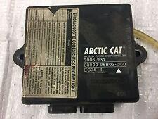 Arctic Cat M6 F6 Sabrecat 600 EC7513 ECU CDI 2006 model