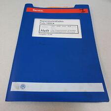 Werkstatthandbuch VW Polo 6N2 1,4 4Zyl 4V Einspritzmotor AFK AHW AUA AUB APE AQQ