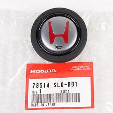 JDM Honda Acura NSX-R Horn Button 78514-SL0-R01 OEM Made in Japan US Seller