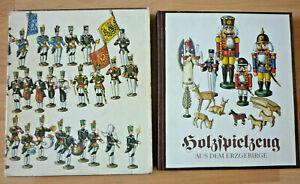 Buch, Fachbuch, Holzspielzeug aus dem Erzgebirge      (Art.5290)