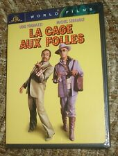 La Cage Aux Folles (DVD, 2001), NEW & SEALED, WIDESCREEN, REGION 1, FUNNY FILM!!