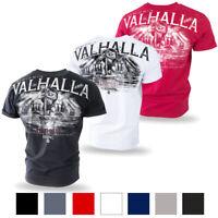 T-Shirt DOBERMANS AGGRESSIVE Mens Valhalla Viking Drakkar Odin Thor Wiking TS204